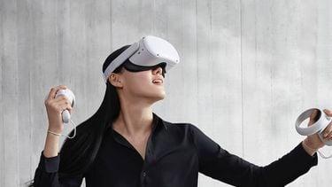 Oculus Quest 2 Facebook Messenger