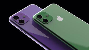iPhone 11 concept