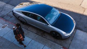 Lightyear One 1 Tesla verslagen