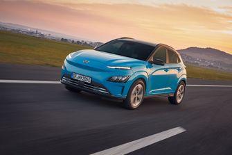 Hyundai Kona Electric elektrische auto