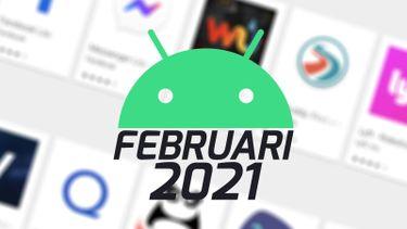 Gratis Android apps februari 2021