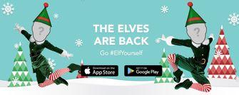 ElfYourself app