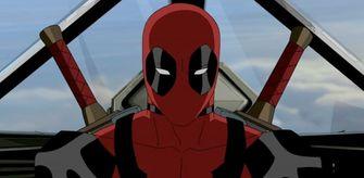 Deadpool animatie serie FX