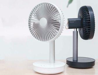 desk ventilator