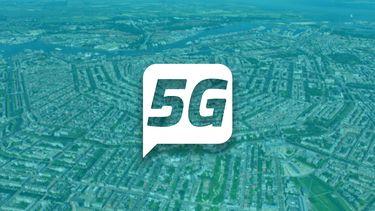 Want 5G netwerk Nederland Apple iPhone