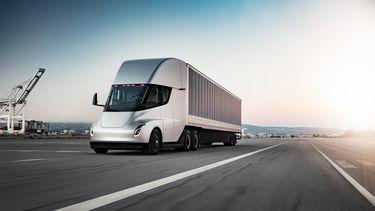 Tesla Semi elektrische vrachtwagen