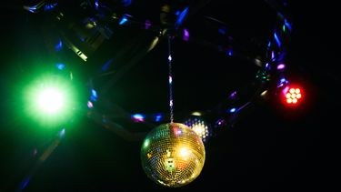 party discobol