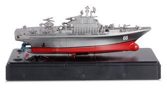 Op afstand bestuurbaar slagschip