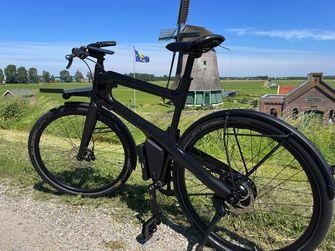 Mokumono elektrische fiets