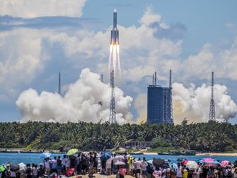 China Tianwen-1 Mars