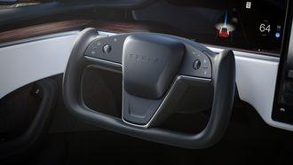 Tesla Model S stuur