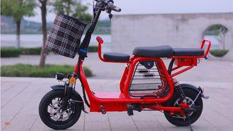 elektrische fiets AliExpress