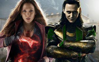 Scarlet Witch loki Avengers Disney