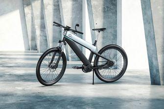 Fuel Fluid elektrische fiets