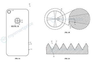 Patentaanvraag Apple nieuwe iPhone look
