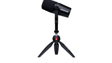 Shure MV7 USB-Microfoon gadgets