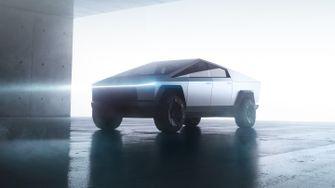Tesla Cybertruck elektrische auto