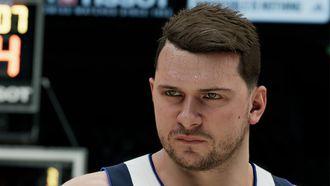 Luka NBA 2K22