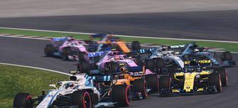 F1 2018 screenshots 3