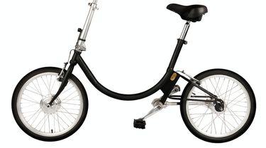 elektrische fiets elektrische vouwfiets Kickstarter