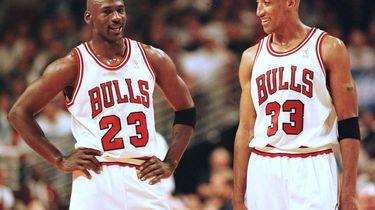 The Last Dance Netflix Michael Jordan