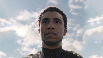 Barack Obama Black Panther deepfake