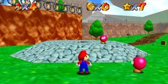 Super Mario 64 straks op de Nintendo Switch?
