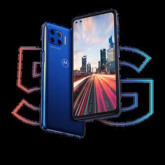5G Smartphones Moto G5 Plus