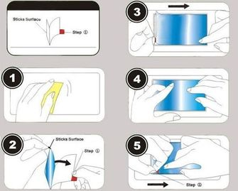 AliExpress screen protector uitleg