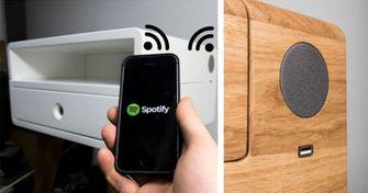 Smartables nachtkastje