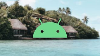 Android-apps vakantie