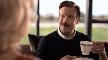 Ted Lasso Jason Sudeikis Apple TV