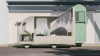 Ikea Hotel autonome auto