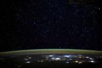 NASA ISS coronavirus