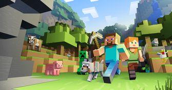 Minecraft interactieve serie Netflix