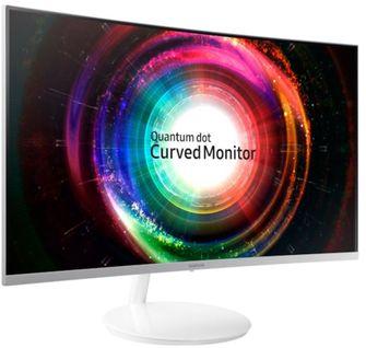 Samsung gebogen WQHD QLED Monitor C27H711