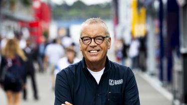 Olav Mol Formule 1 Ziggo Nordic Entertainment Group