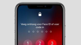 iOS 12 Face ID