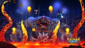 Rayman Legends Definitve Edition