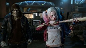 Warner Bros The Suicide Squad Harley Quinn 2