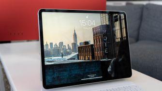 M1 iPad Pro beeldscherm