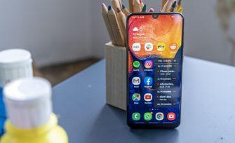Samsung Galaxy A50 review main