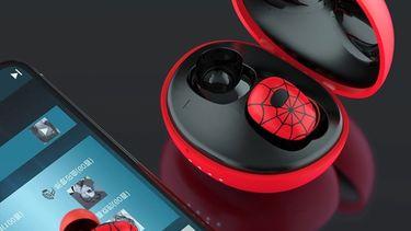 Spiderman Bluetooth oordopjes Ali