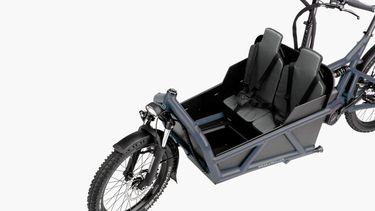 Load 60 elektrische bakfiets