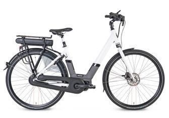 Elektrische fiets in de winter