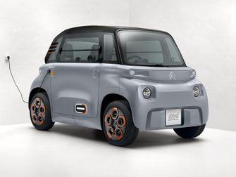 Citroën Ami elektrische auto
