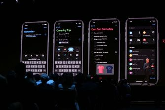 WWDC 19 Apple iOS 13 Reminders