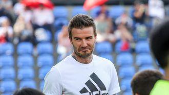 David Beckham Disney Plus