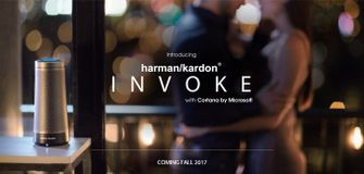 Harman Kardon Invoke Cortana
