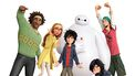 Big Hero 6 Marvel
